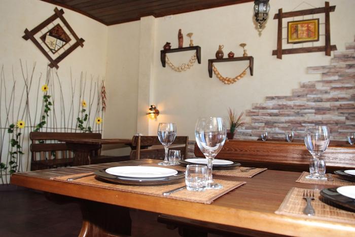 Ресторан Застава - фотография 2