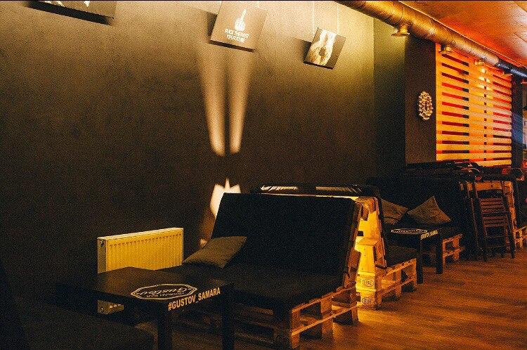 Ресторан Густов - фотография 3