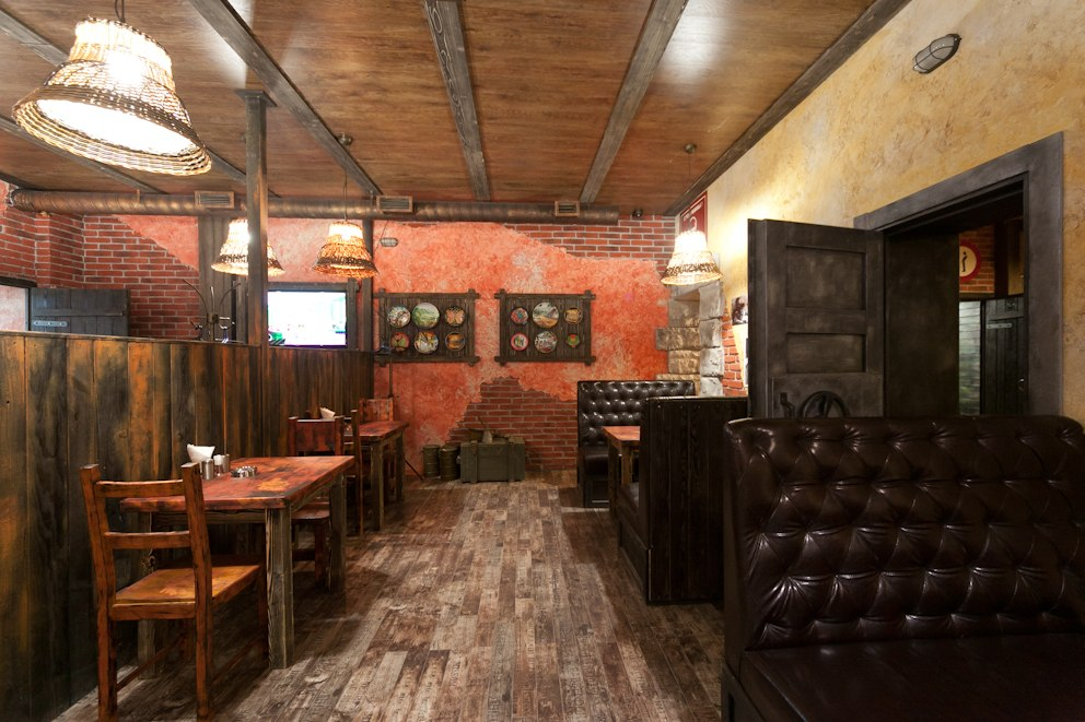 Ресторан Время Che - фотография 4