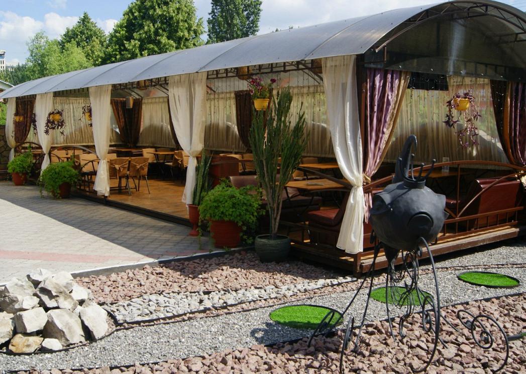Ресторан Лагуна - фотография 8