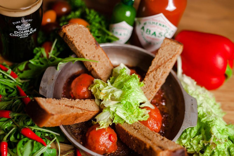 Ресторан Brown Bear Grill - фотография 4