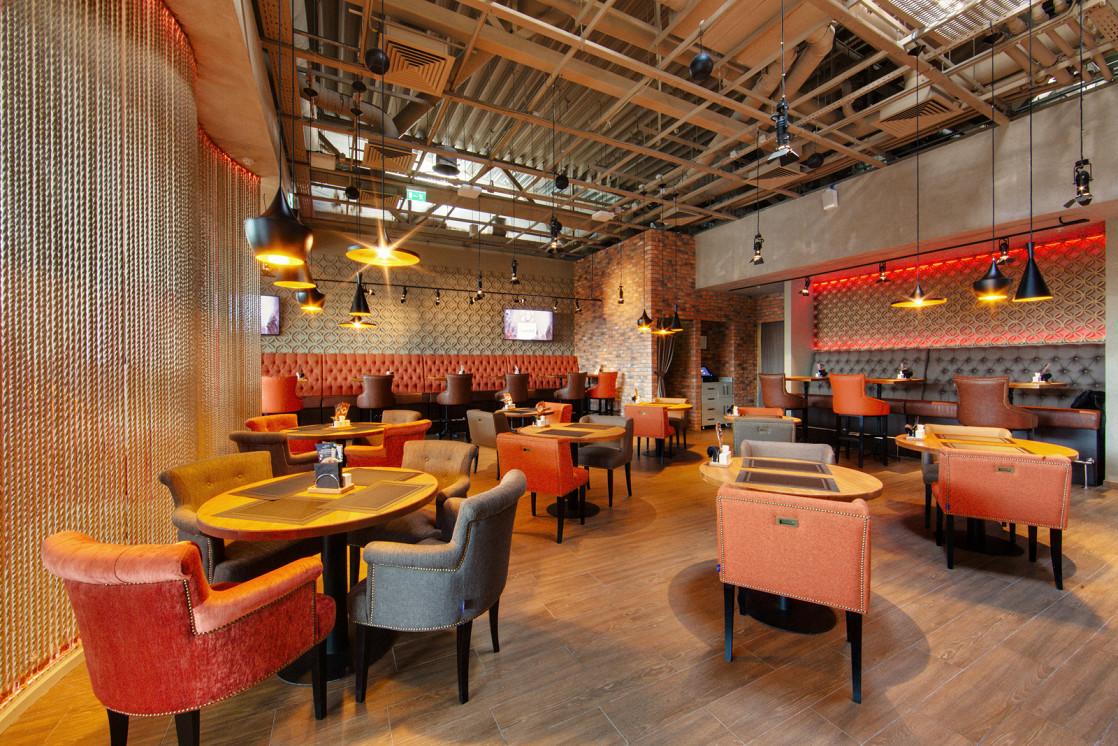 Ресторан Bar BQ Café Химки - фотография 1