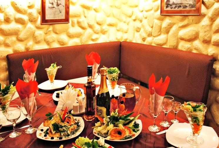 Ресторан Легенда - фотография 5