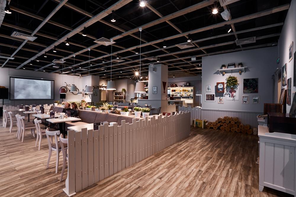 Ресторан Дача на Варшавке - фотография 15