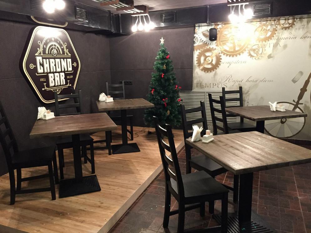 Ресторан Chrono Bar - фотография 9