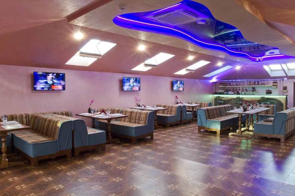 Ресторан New Moscow - фотография 3