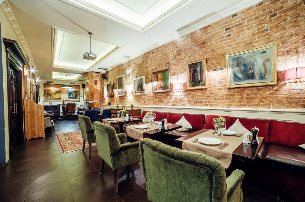 Ресторан Особняк - фотография 9