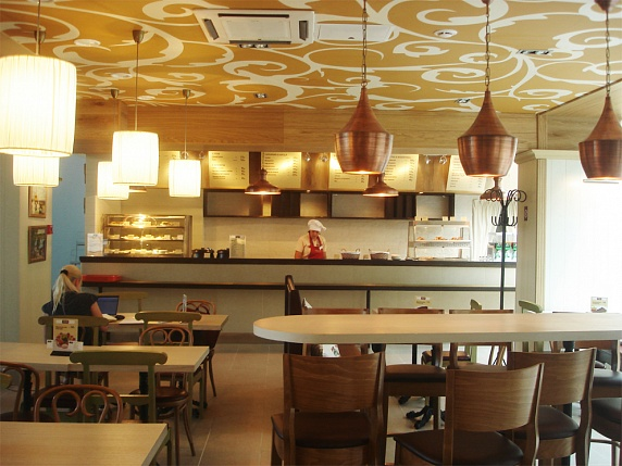 Ресторан Мама Раша - фотография 1