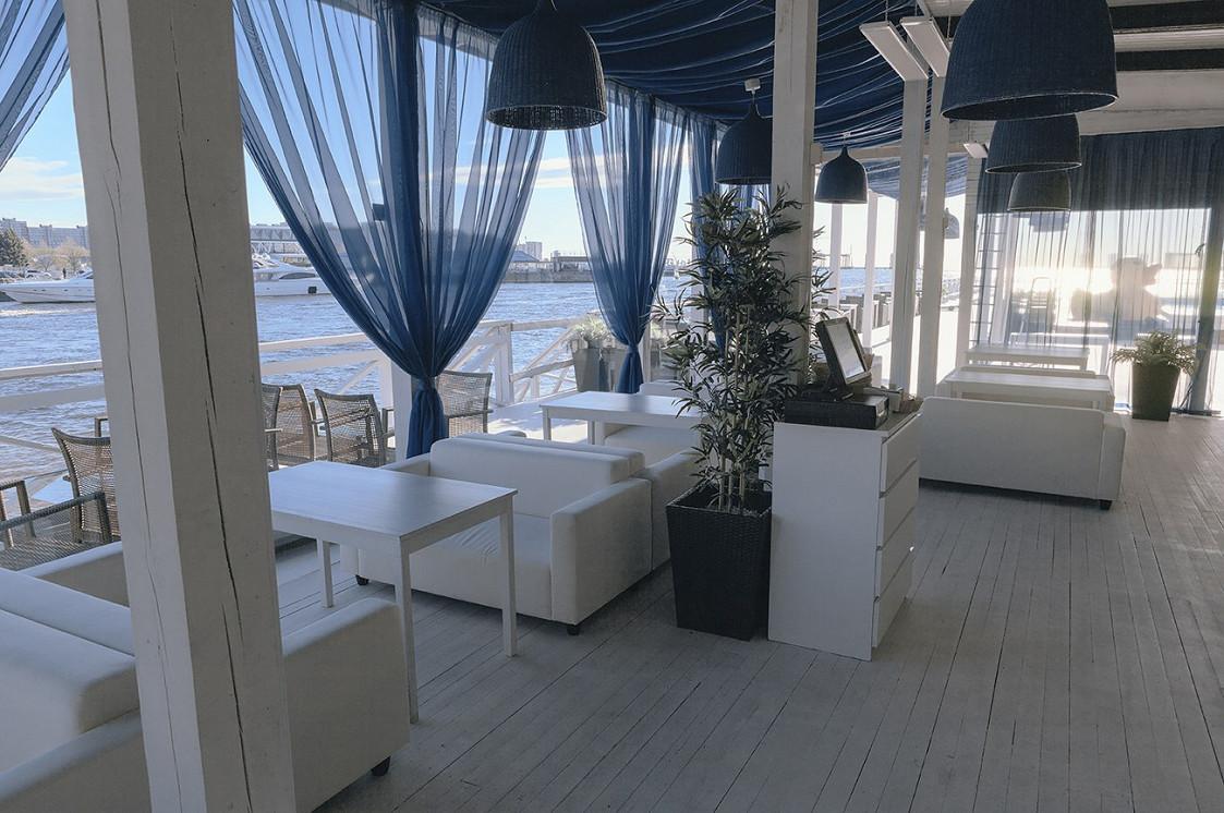 Ресторан Южный - фотография 3 - Основной зал