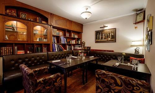 Ресторан В темноте?! - фотография 8