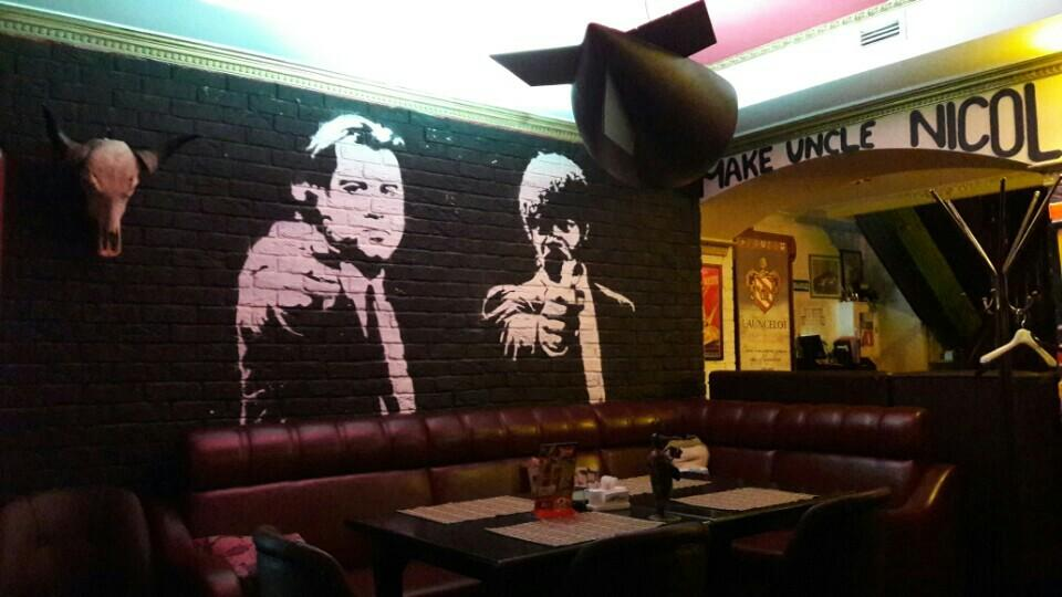 Ресторан Жаба душит - фотография 2
