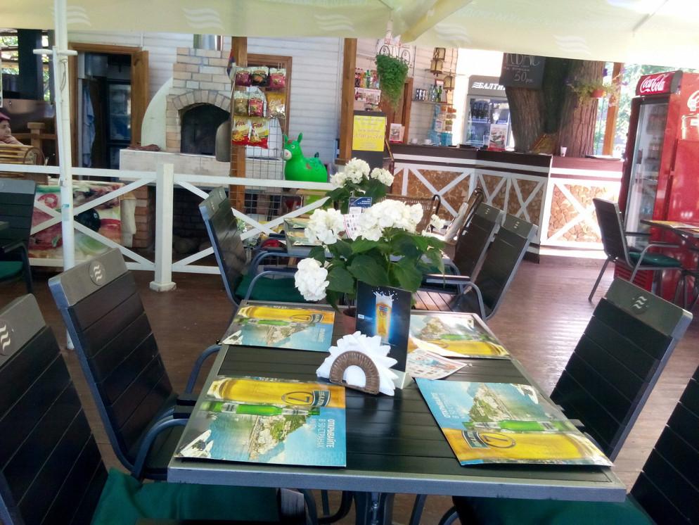 Ресторан Olio - фотография 3