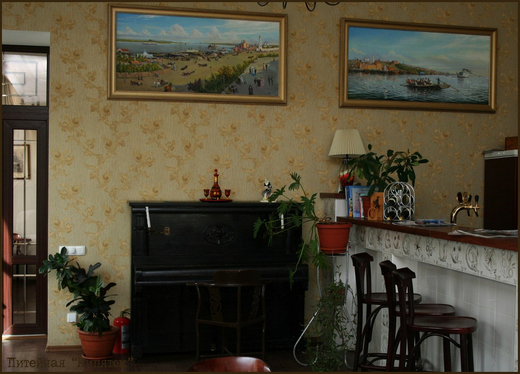 Ресторан Кипяток - фотография 4