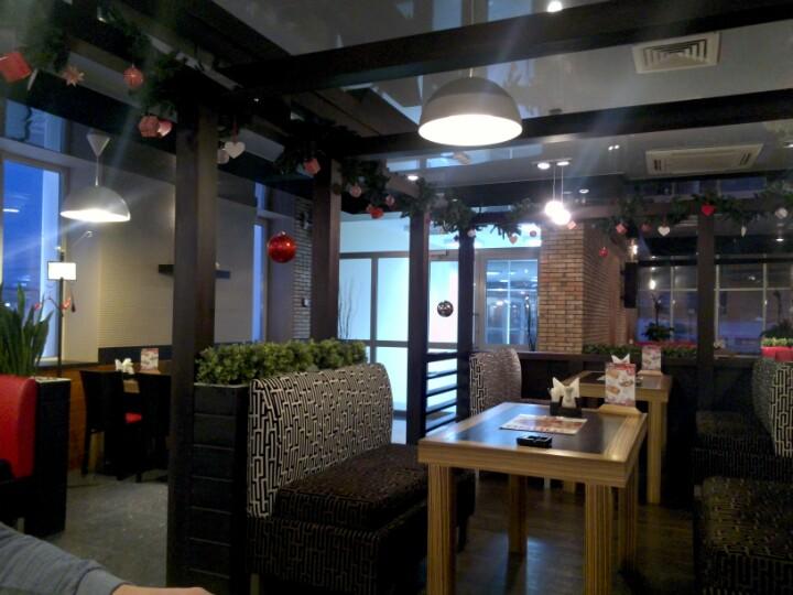 Ресторан Суши-терра - фотография 1