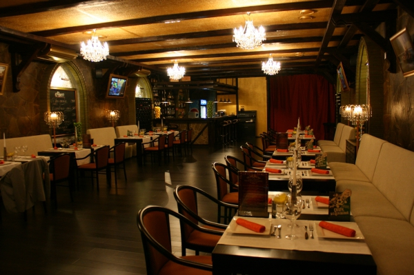 Ресторан Айвенго - фотография 5