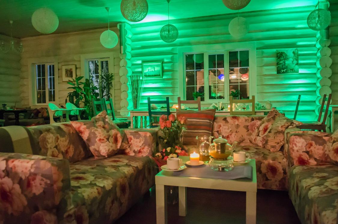 Ресторан Избушка Family Café - фотография 4