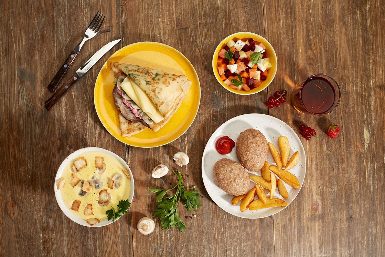 Ресторан Теремок - фотография 3