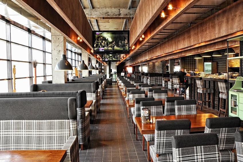 Ресторан Амбар - фотография 7