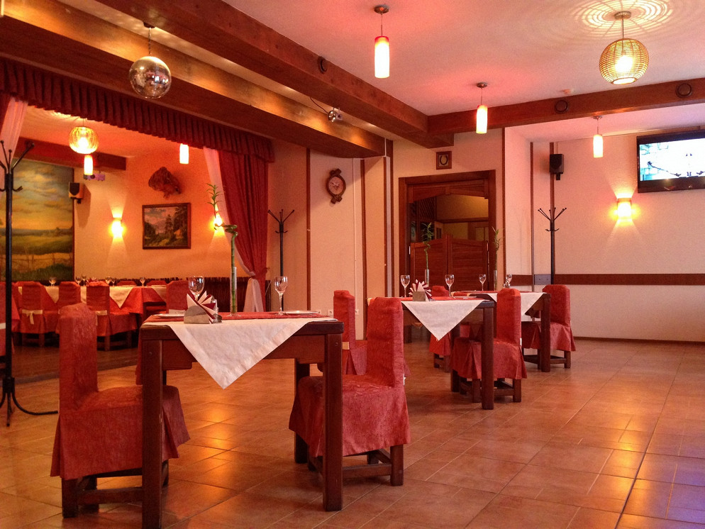 Ресторан Три версты - фотография 2