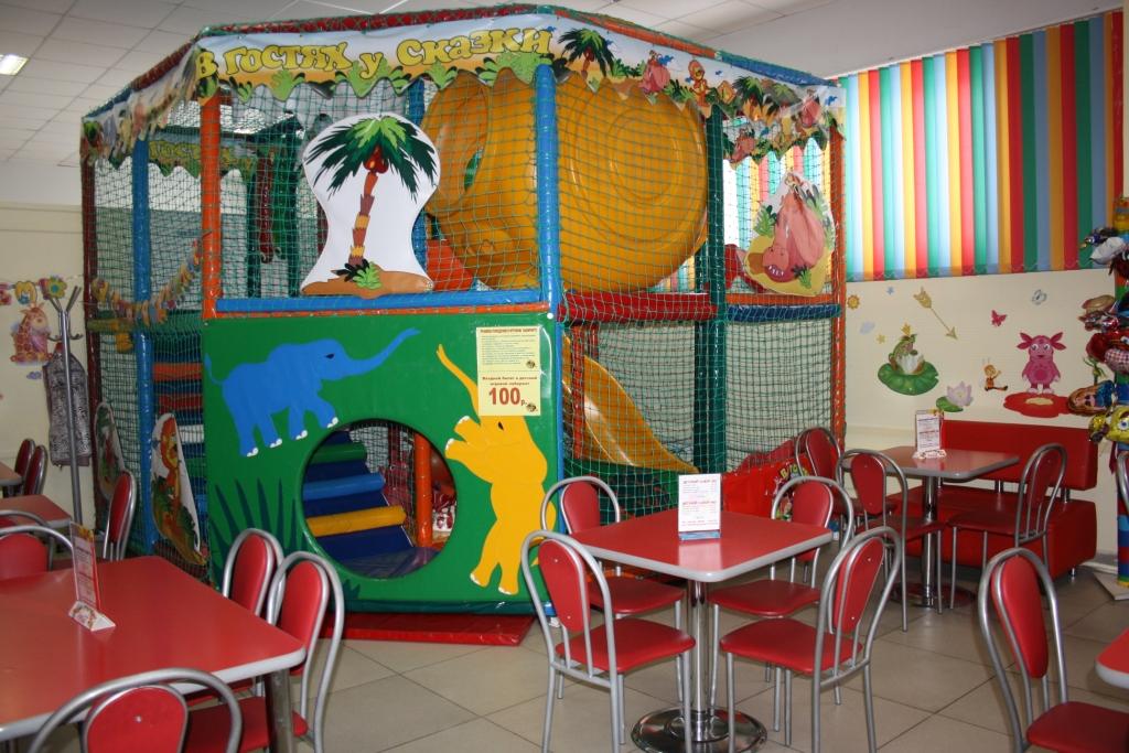 Ресторан В гостях у сказки - фотография 4