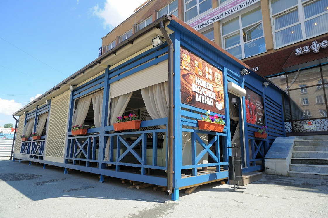 Ресторан Коттедж - фотография 15