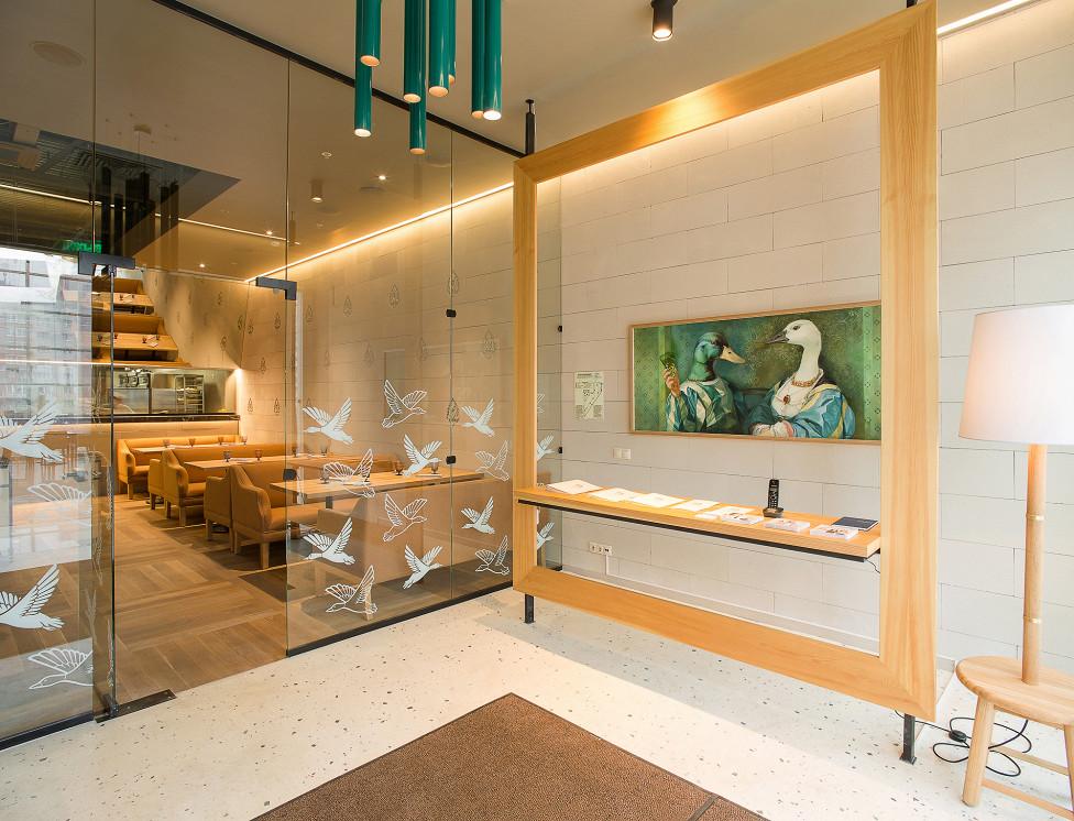 Ресторан Птичий двор - фотография 1