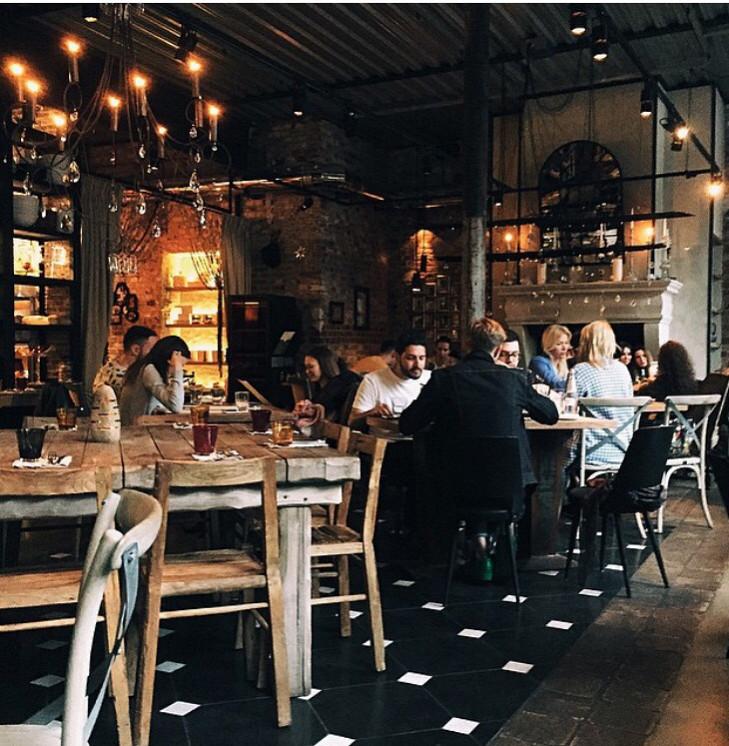 Ресторан Lesartists - фотография 1