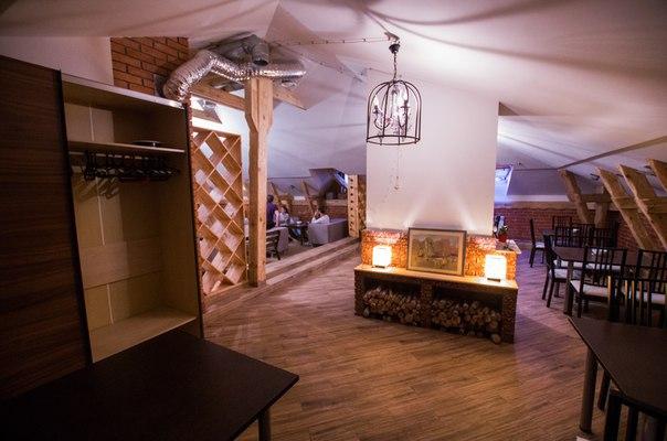 Ресторан Oblako - фотография 2