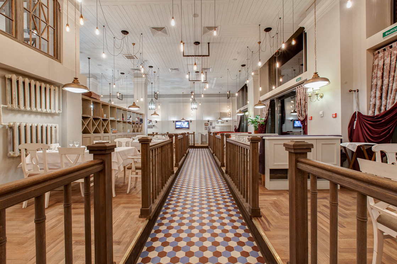 Ресторан Kommunalka - фотография 1