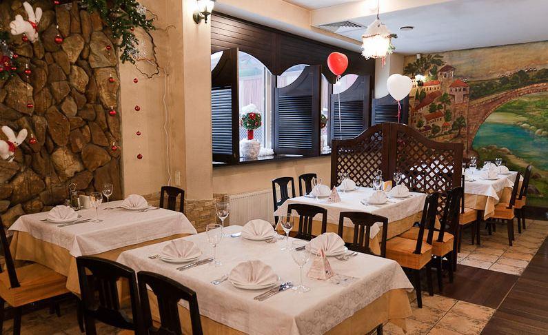 Ресторан Золотая долина - фотография 6