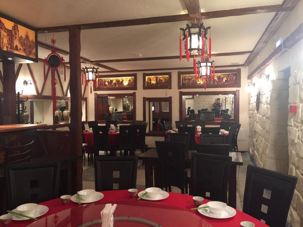 Ресторан Зеленый чай - фотография 1