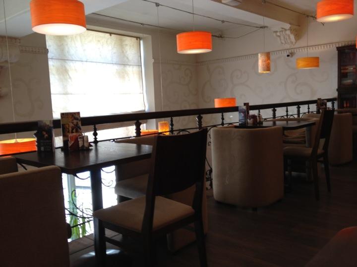 Ресторан Кофемолка - фотография 8