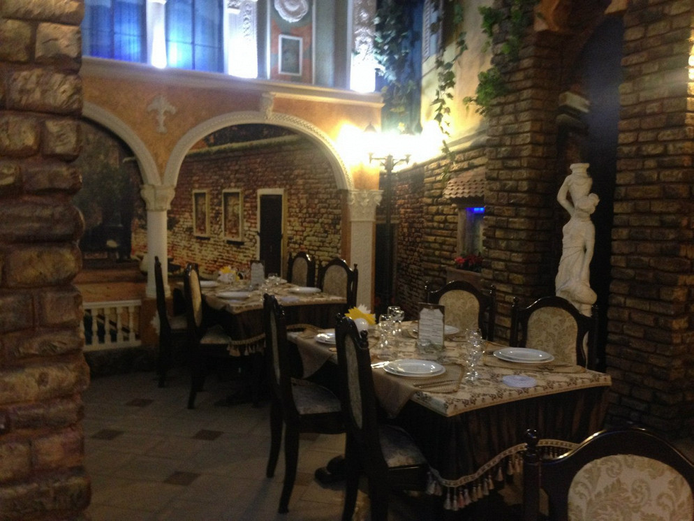 Ресторан Неаполь - фотография 2