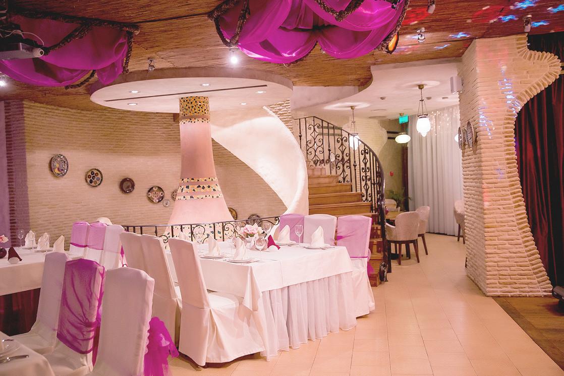 Ресторан Ляби-хауз - фотография 9 - Банкетный зал на 70 персон