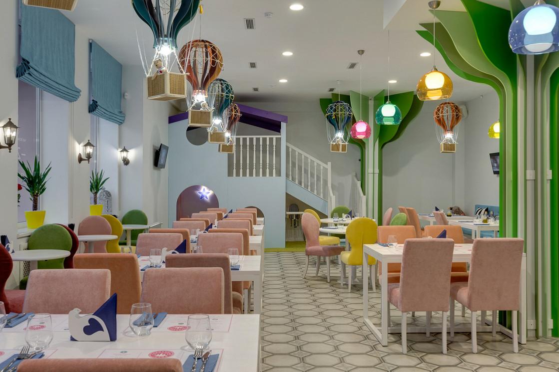 Ресторан Солнечный город - фотография 2