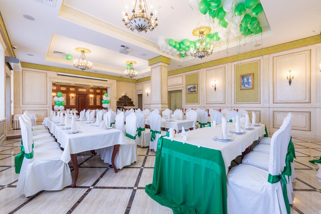 Ресторан Постскриптум - фотография 1 - Банкетный зал