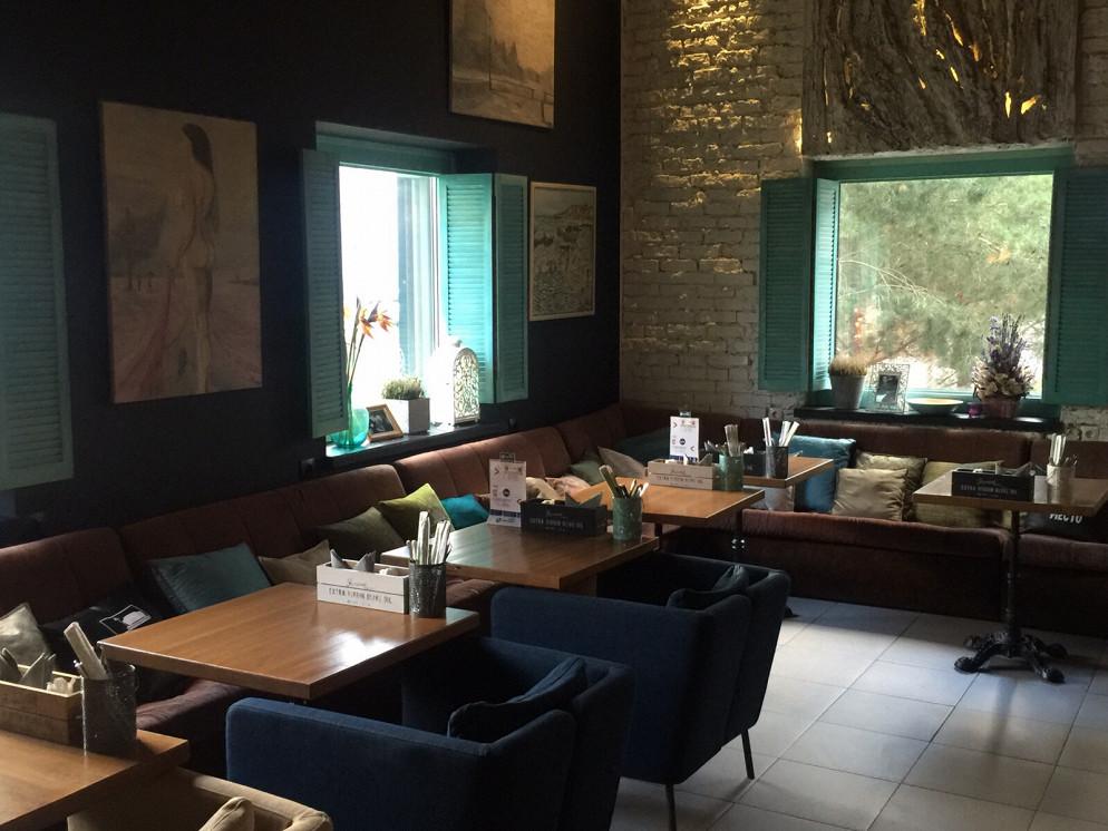 Ресторан Хорошее место - фотография 5