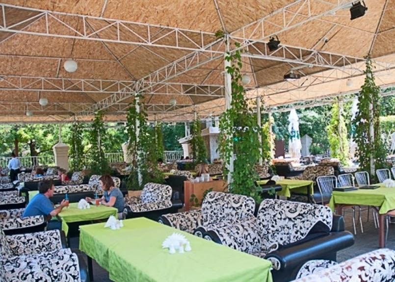 Ресторан Зеленая горка - фотография 5