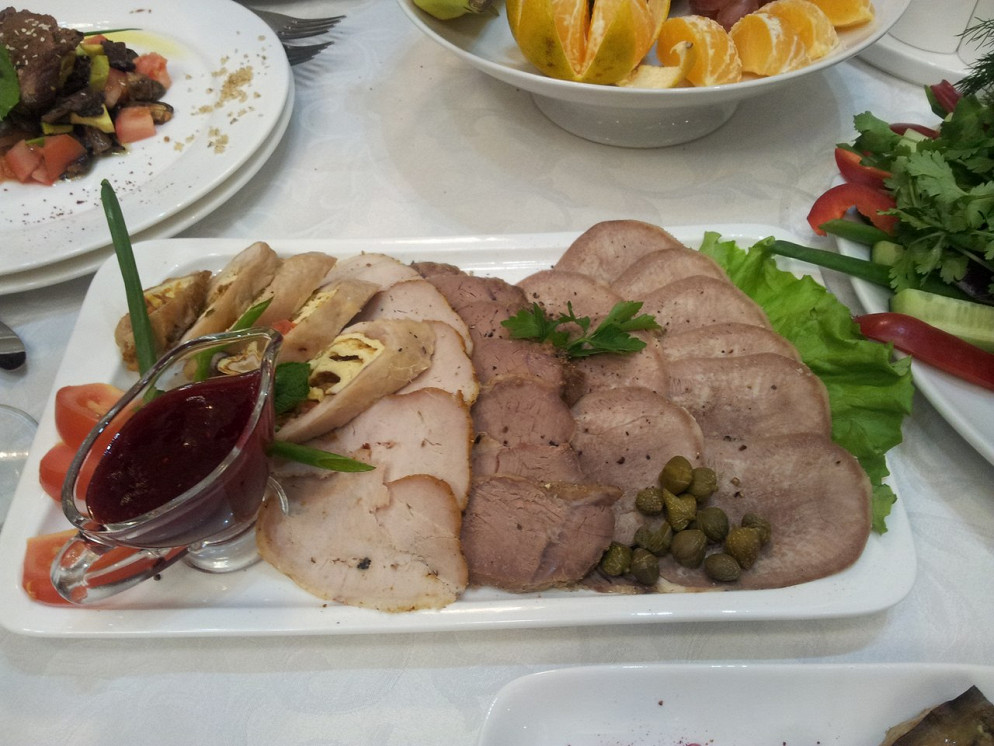 Ресторан Бакинский двор - фотография 15