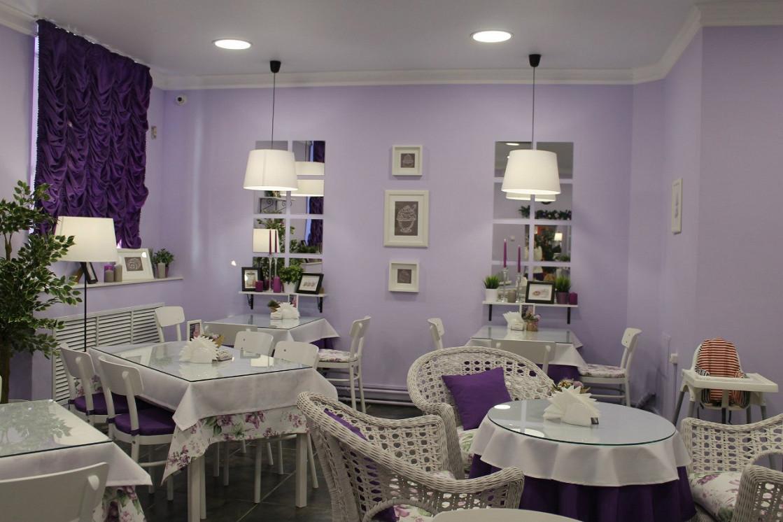 Ресторан Виолет-безе - фотография 1
