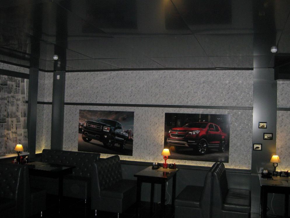 Ресторан Пикап - фотография 1