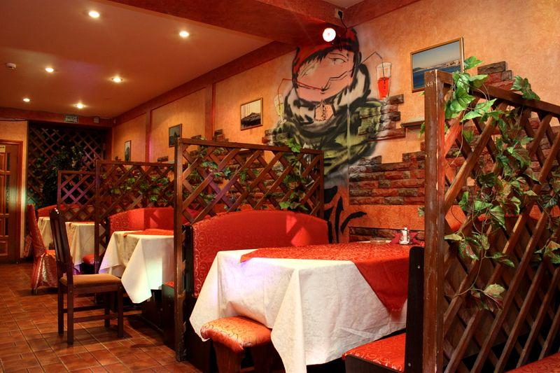 Ресторан Ибица - фотография 1