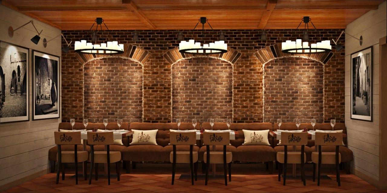 Ресторан Farfalle - фотография 6