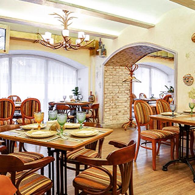 Ресторан Натахтари в Большом Черкасском - фотография 22