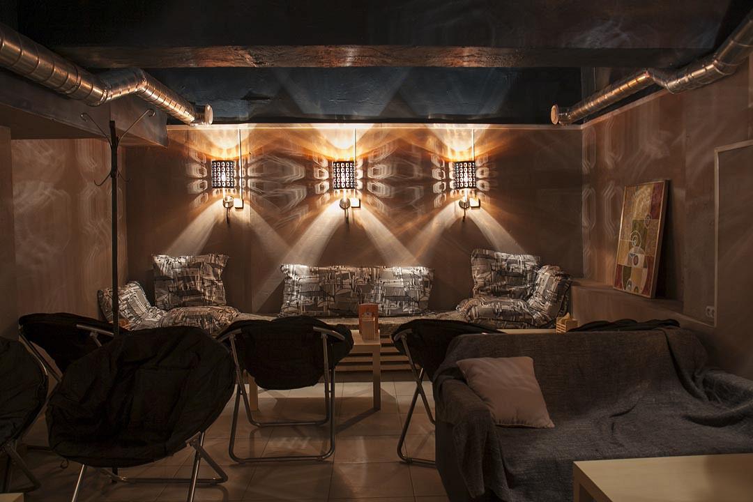 Ресторан F-Lounge - фотография 1