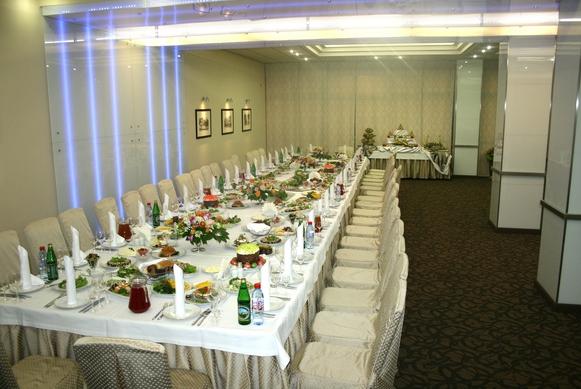 Ресторан Золотой зал - фотография 7