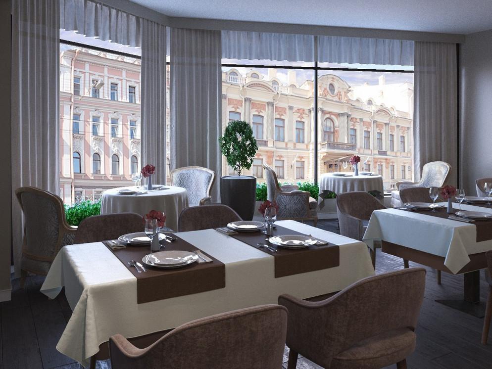 Ресторан Телячьи нежности - фотография 1