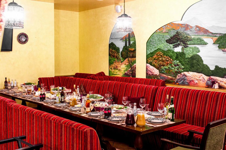 Ресторан Кизил - фотография 8