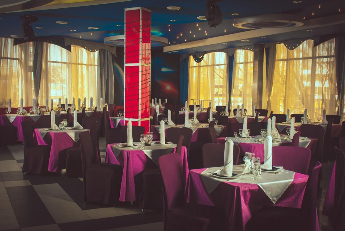 Ресторан 7 небо - фотография 6