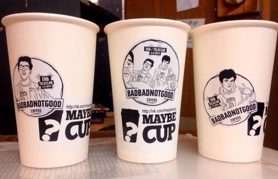 Ресторан Maybe Cup - фотография 1